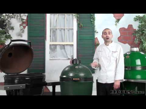 Big Green Egg and Kamado Style Grills - An Introduction