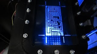 Make PCB with a LCD mask