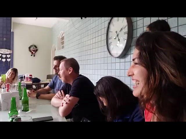 Ao vivo: Caio Fábio, Marcelo Marrom, Voz, Violão e Família! - Visita do Marrom. Parte 1