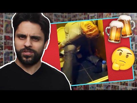 Piss Drunk video
