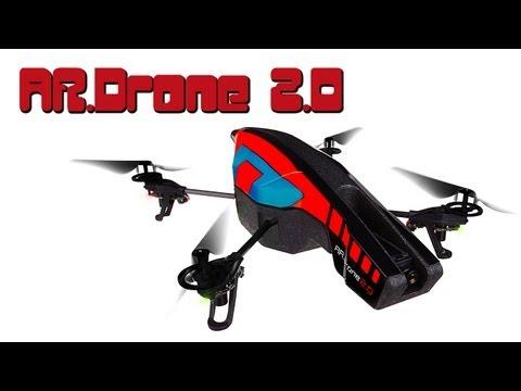 Parrot AR.Drone 2.0 mit HD-Kamera im Praxistest der PC-Welt