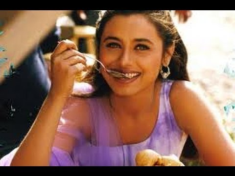 Govinda and Rani Mukherjee at restaurant - Comedy Scene - Hadh...