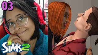 The Sims 2 Ep03 Conquistando o Cléber!