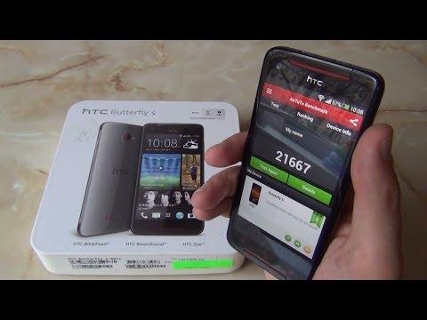 HTC Butterfly S - Мощный Смартфон!  / Арстайл /