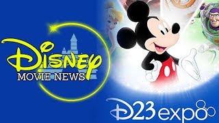 D23 Expo 2017 News BLOWOUT - Disney Movie News 79