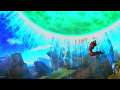 Dragonball Z Battle of Z Demo - Spirit Bomb Gameplay!