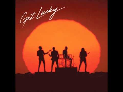 Get Lucky - Daft Punk (OFFICIAL RADIO EDIT)