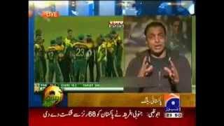 Shoaib Akther comments on Pakistani Batsmen vs South Africa