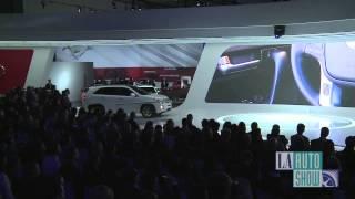 Kia Motors America unveiled new 2014 Sorento CUV and all-new 2014 Forte Sedan at the LA Auto Show