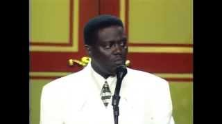 "Bernie Mac ""Differences Between Black & White People"" Kings of Comedy Tour"
