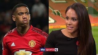 How important is Anthony Martial to Man United?   Super Sunday
