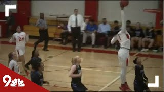 Regis dunking sensation Fran Belibi talks second viral dunk