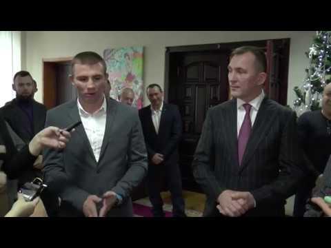 Олександру Хижняку подарували двокімнатну квартиру у Полтаві