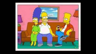Holidays of Future Passed -Evolution of The Simpson christmas photos
