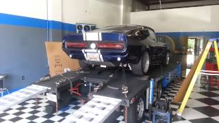 Alchemist. -pro-touring mustang on dyno- 616HP