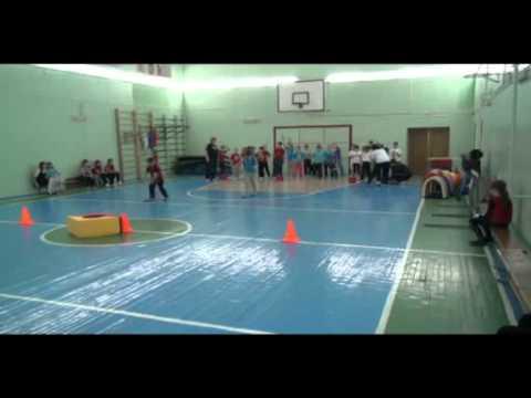 Спортивная эстафета Малая олимпиада