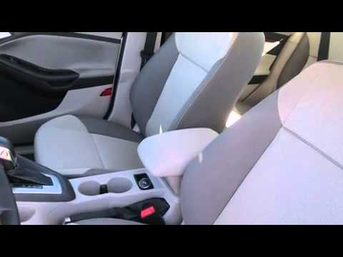 2014 Ford Focus New Braunfels TX Red McCombs Ford
