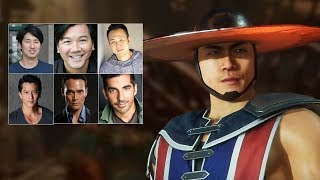 Comparing The Voices - Kung Lao (Updated)
