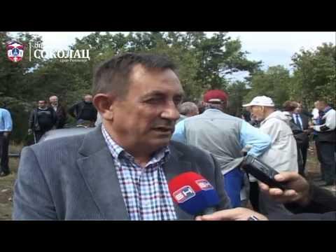 Почетак изградње водовода општина Соколац и Рогатица (11.09.2014.)