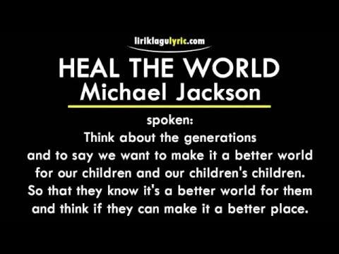 download lagu Heal The World    Michael Jackson gratis