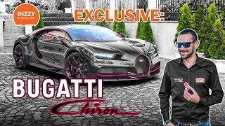 DizzyRiders EXCLUSIVE: Meeting the mighty Bugatti Chiron!