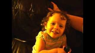 My two year old sings Bullet with Butterfly Wings