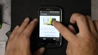 CricketUsers.com - Cricket Wireless HTC Desire C ICS Android Device Unboxing
