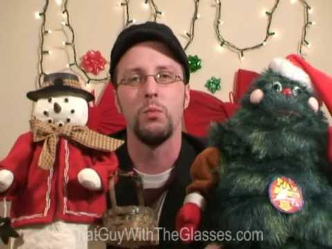 Nostalgia Critic - Top 12 Greatest Christmas Specials Trailer