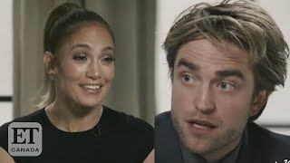 Robert Pattinson, Jennifer Lopez Talk 'Batman'