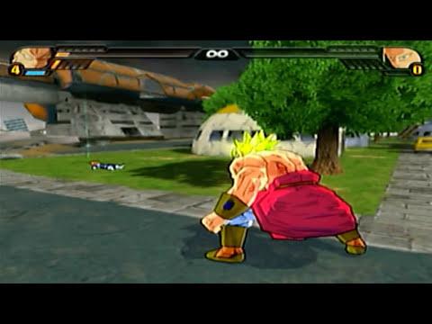 Dragon Ball Z Budokai Tenkaichi 3 Version Latino Modo Historia *Broly vs Guerreros Z* parte 1