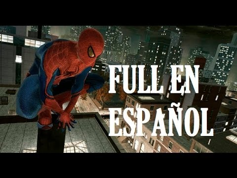 descargar e instalar The Amazing Spider Man 2 para PC full español