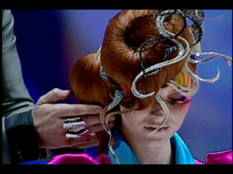 The Best of Hair Brasil 2011 - Circus Lumineux - E-Cosmetic