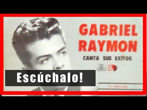 Juguete Caro - Gabriel Raymon (buen Sonido) video