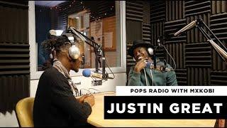 Justin Great Talks Fashion, Music, Vision & Season 2 Launch Party - POP's Radio