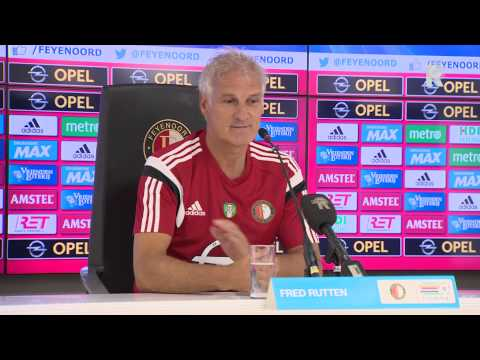 Fred Rutten: 'Dit begin lijkt op FC Schalke 04'