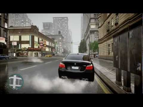 GTA IV - BMW M5 Hamann - Extreme Graphics!
