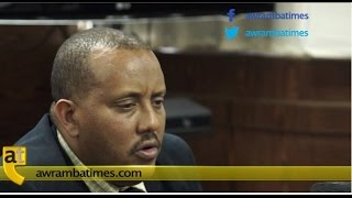 Getachew Reda on the saga of recent drought in Ethiopia