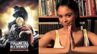 Fullmetal Alchemist: Brotherhood Anime TV Show Review