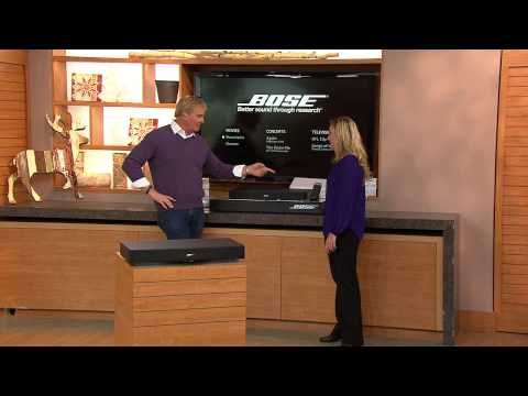 Bose Solo 15 TV Sound System with Rick Domeier