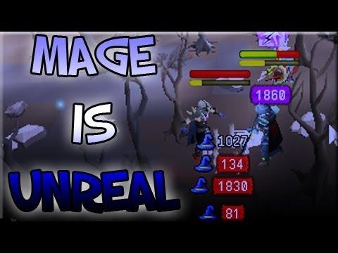 Runescape EoC – Mage is Unreal