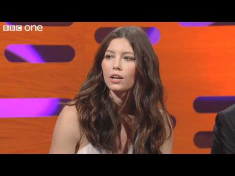 Jessica Biel's Diet - The Graham Norton Show - Series 10 Episode 6 - BBC One