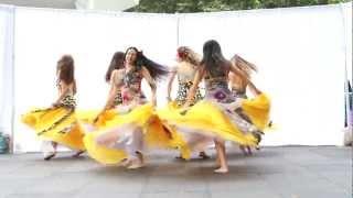 Inner Spirit Dance Company - Maria Maria.mpg