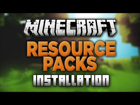 How to install custom texture packs in Minecraft