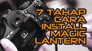 download lagu 7 Tahap Cara Install Magic Lantern gratis