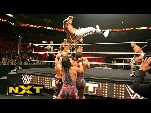 8-Man Tag Team Match: WWE NXT, Aug. 26, 2015