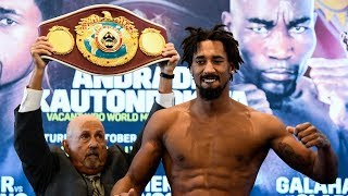 WBO Middleweight Demetrius Andrade on Canelo Alvarez 'I Would Beat Him' SI NOW SI