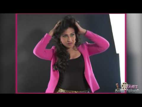 Rituparna Sengupta Sexy Pink Jacket #photoshoot video