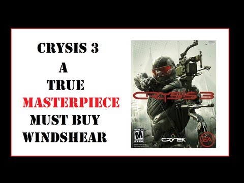 Crysis 3 Masterpiece A Must Buy