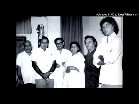 Dil Dhoondhta Hai - Madan Mohan sings many tunes for one song...