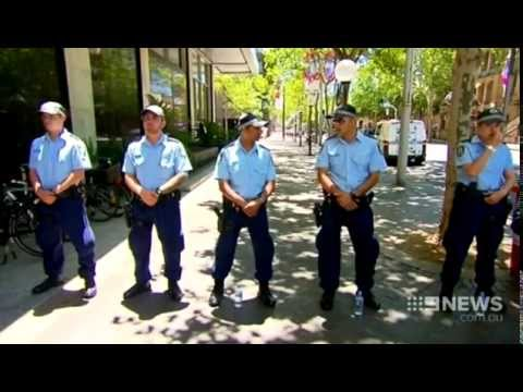 Terror in Sydney | 9 News Perth